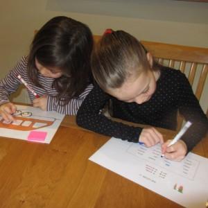 girls-doing-task-sheets